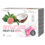 Smooze Vegan Fruit Ice Kokos/Guave 5x65ml