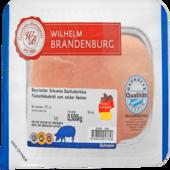 Wilhelm Brandenburg Backleberkäse vom Schwein 500g