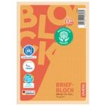 Vivess Briefblock A5 kariert 100 Blatt