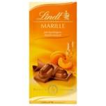Lindt Schokolade Marille 100g