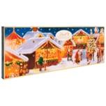 Lindt Weihnachtsmarkt Adventskalender 250g