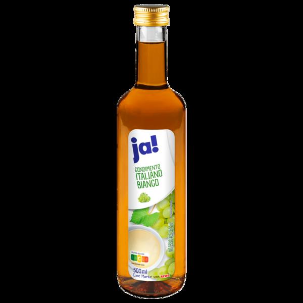ja! Condimento Bianco 500ml