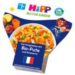Hipp Gartengemüse mit Bio Pute und Rosmarin 250g