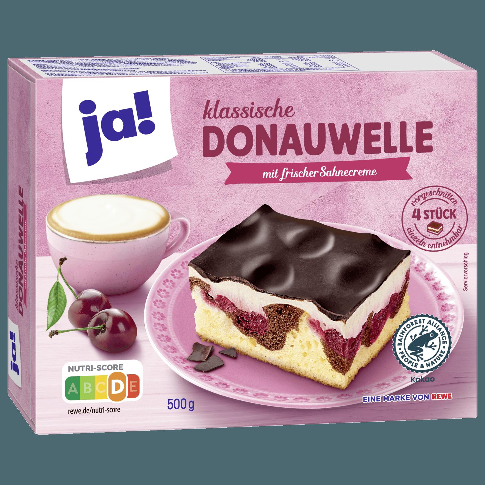 Ja Donauwelle 500g Bei Rewe Online Bestellen Rewe De