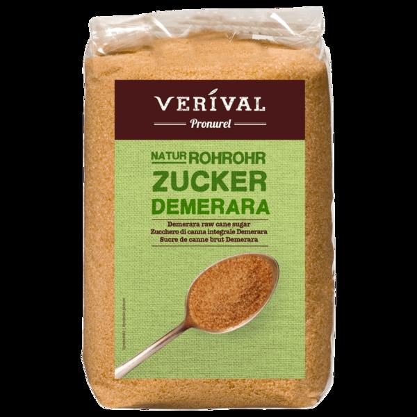 Verival Bio Rohrohrzucker Demerara 1kg