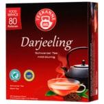 Teekanne Darjeeling Schwarzer Tee 132g, 80 Beutel