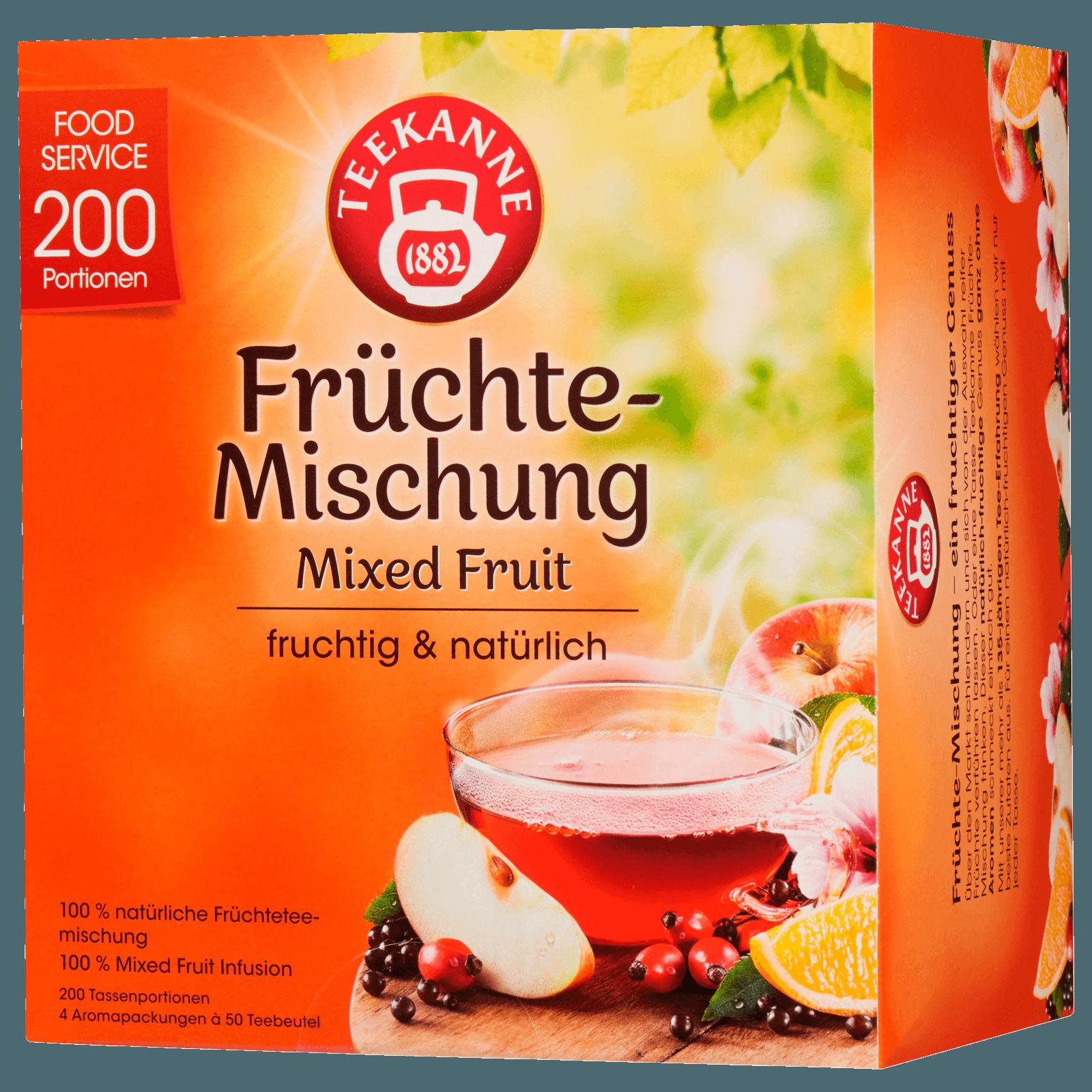 Teekanne Früchte-Genuss 400g, 200 Beutel