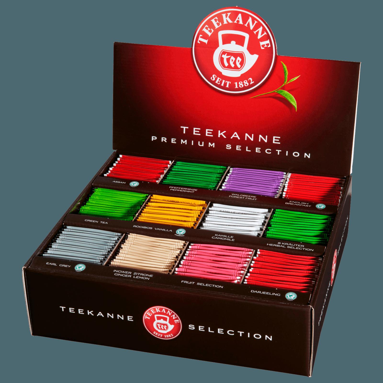 Teekanne Premium Selection Box 180 Beutel