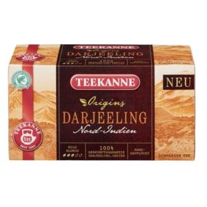 Teekanne Origins Darjeeling Nord-Indien 32g, 20 Beutel