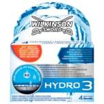 Wilkinson Sword Hydro 3 Klingenpackung 4er 4 Stück