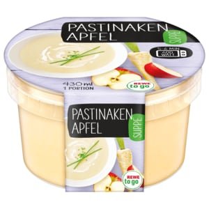 REWE to go Pastinakenrahmsuppe 430ml