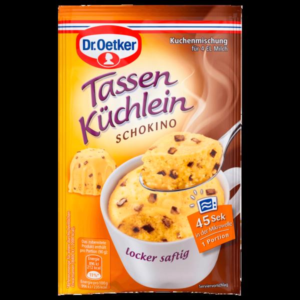 Dr. Oetker Tassenkuchen Schokino 50g