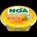 Noa Brotaufstrich Linse Curry 175g