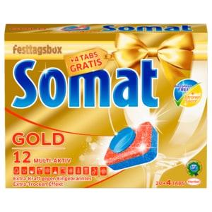 Somat 12 Gold 480g, 20+4 Tabs