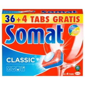 Somat Classic 700g, 40 Tabs