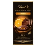 Lindt Edelbitter Schokolade Mousse Orange 150g