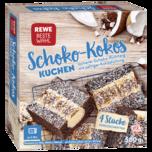 REWE Beste Wahl Schoko-Kokos Kuchen 500g