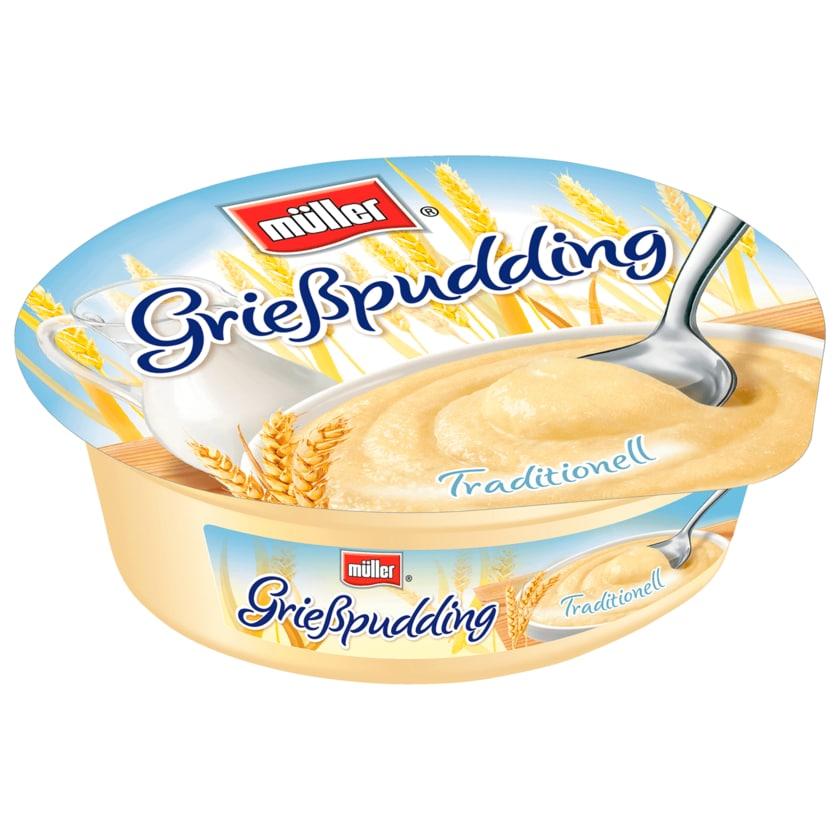 Müller Grießpudding traditionell 200g