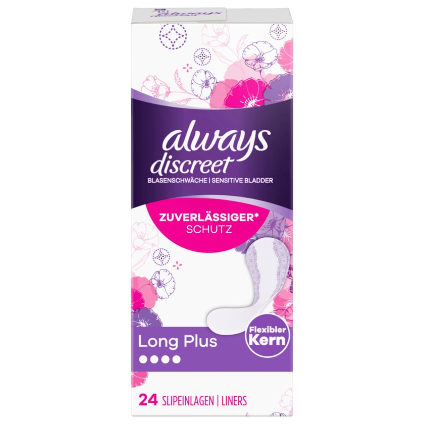 Always Discreet Inkontinenz PLUS 24