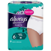 Always Discreet Inkontinenz Pants Medium 9 Stück