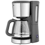 WMF Bueno Glas-Kaffeemaschine Edelstahl/schwarz