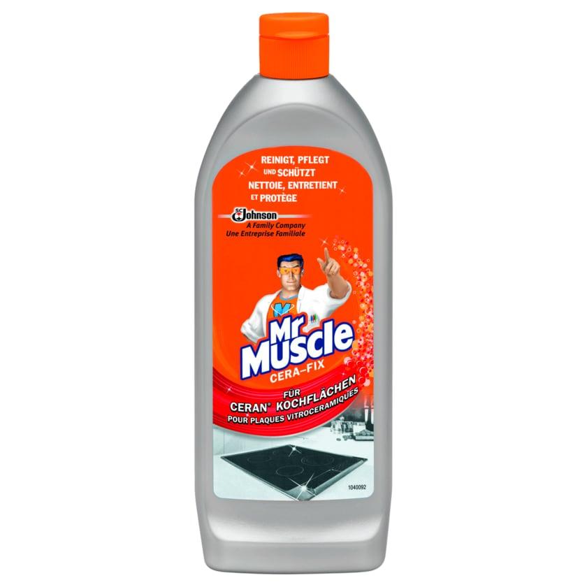Mr Muscle Glaskeramik-Reiniger Cera-fix 200ml