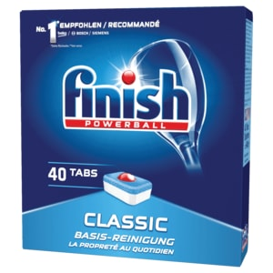 Finish Powerball Classic Smart Pack 40 Tabs