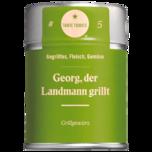 Tante Tomate Georg, der Landmann grillt 60g