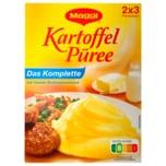 Maggi Kartoffel Püree Das Komplette mit feinem Buttergeschmack 200g