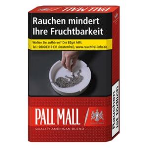 Pall Mall Red 20 Stück