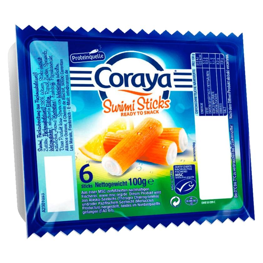 Coraya Surimi Sticks 100g, 6 Sticks