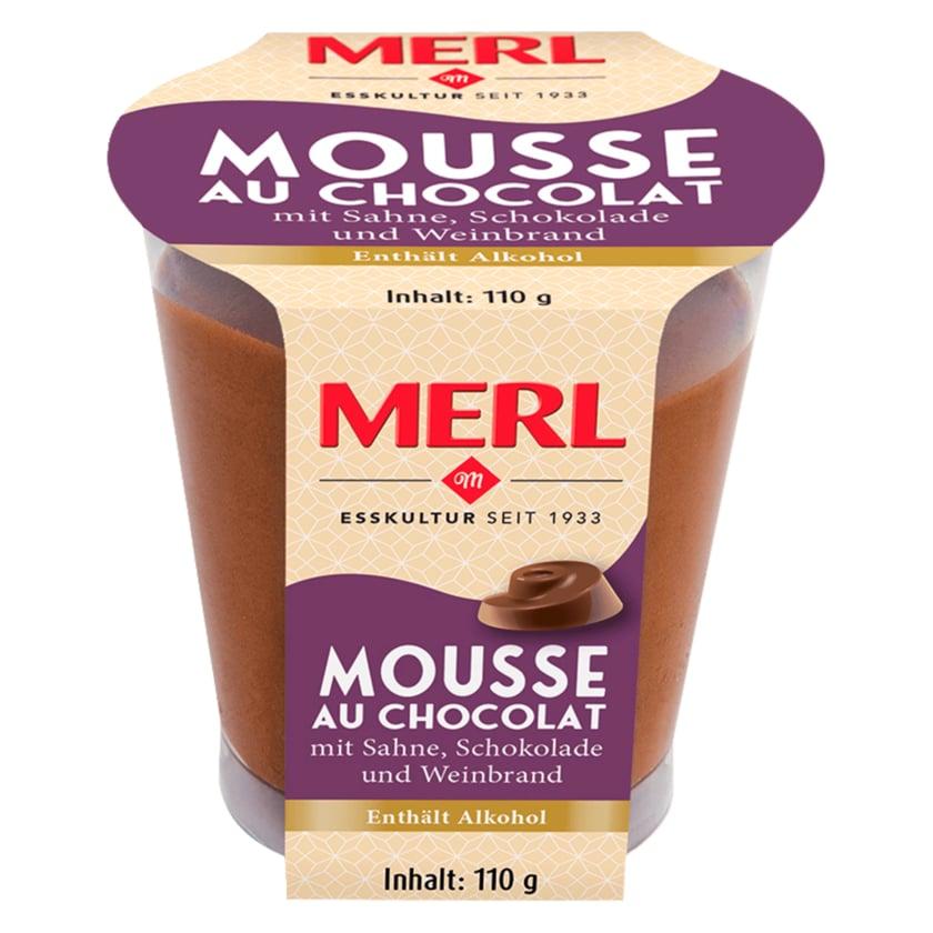 Merl Frische Mousse au Chocolat 110g