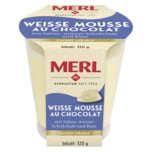 Merl Weiße Mousse au Chocolat 120g