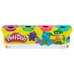 Hasbro Play-Doh Knete 4 Stück 448g