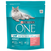 Purina One Katzenfutter Adult Lachs & Vollkorn 800g
