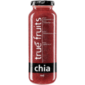 True Fruits Chia Smoothie red 250ml