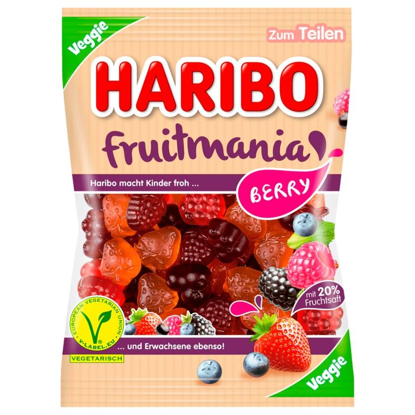 Haribo Fruchtgummi Fruitmania Berry 175g
