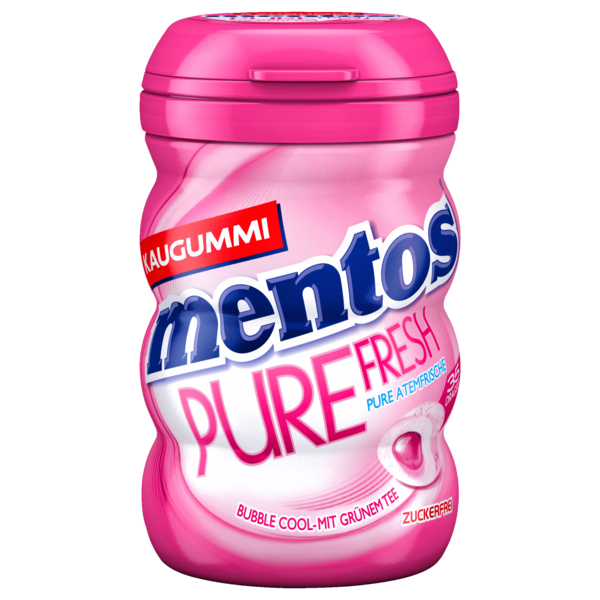 Mentos Pure Fresh 35 Dragees, 70g