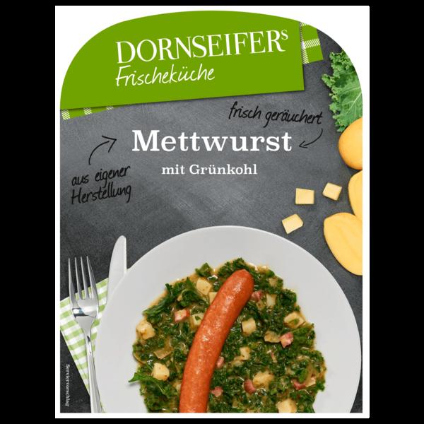 Dornseifer Frisch & Fertig Mettwurst mit Grünkohl 380g