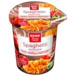 REWE Beste Wahl Spaghetti Bolognese 63,5g