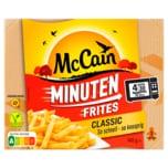 McCain Minuten Frites für die Mikrowelle 2x140g