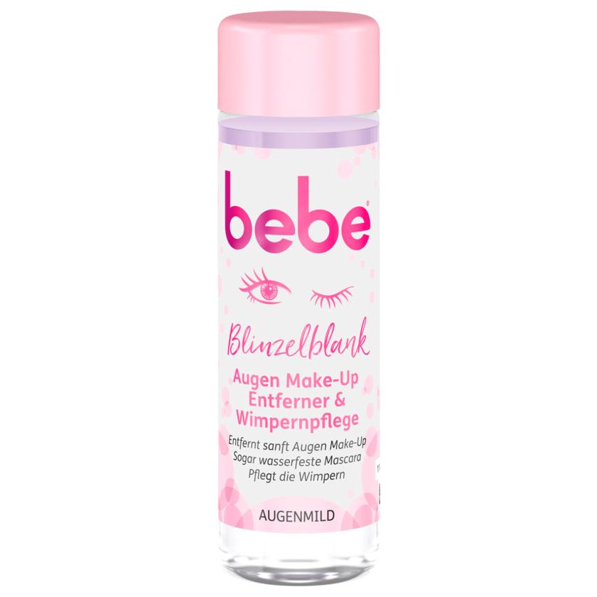 Bebe Augen Make-Up Entferner & Wimpernpflege 125ml