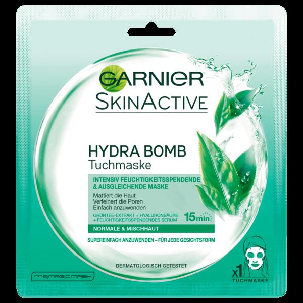 Garnier Skin Active Maske Hydra Bomb Grüntee