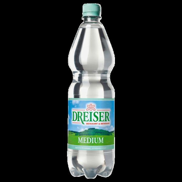 Dreiser Mineralwasser Medium 1l