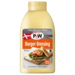 P&W Burger Dressing 425 g