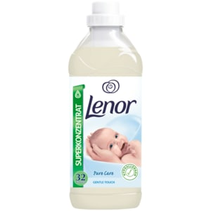 Lenor Gentle Touch Pure Care 800ml 32WL