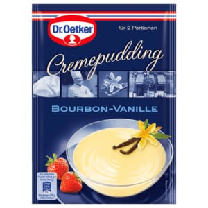 Dr. Oetker Cremepudding Bourbon-Vanille 300ml