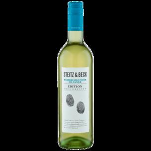 Steitz & Beck Weißwein Silvaner Weißburgunder Edition trocken 0,75l