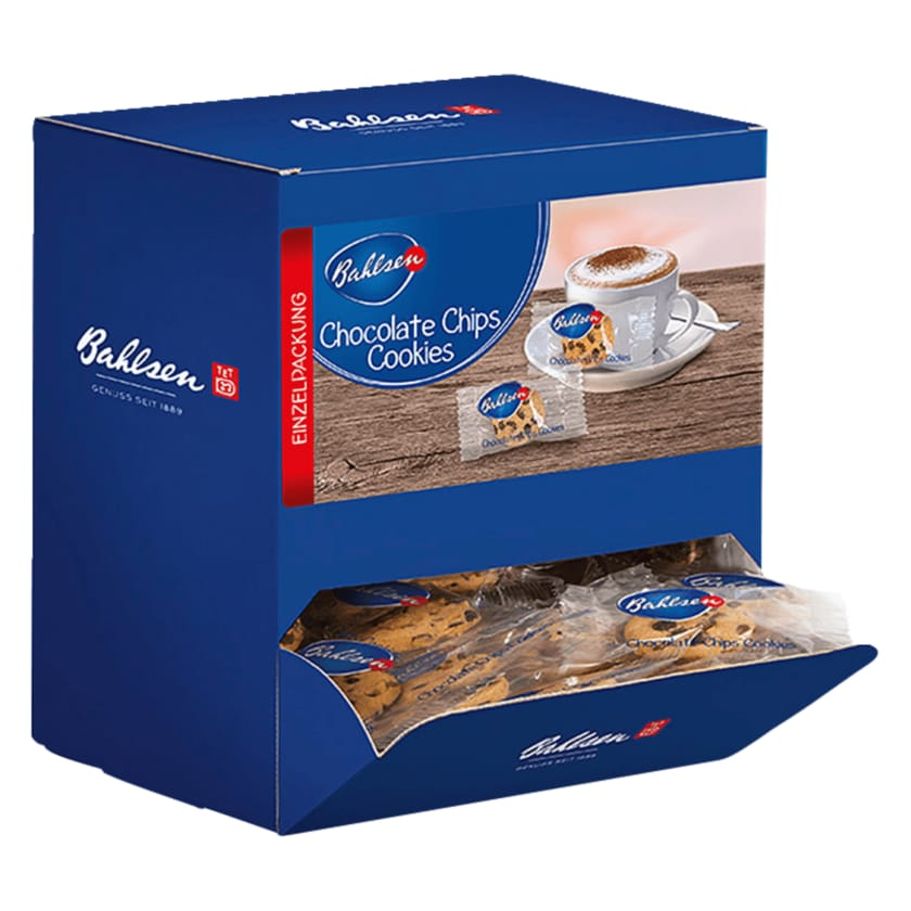 Bahlsen Chocolate Chips Cookies 1180g
