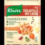 Knorr Natürlich Lecker Tagliatelle mit Lachs 39g